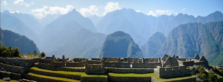 Ruta por Peru - Panoramica Machu Picchu