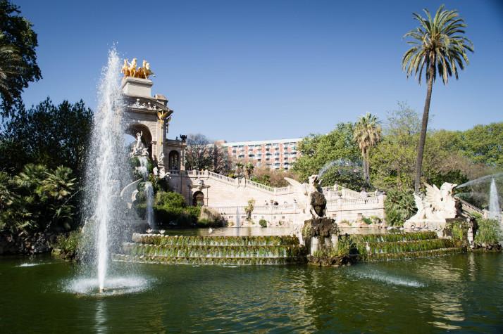 Ruta por Barcelona - Parc de la Ciutadella