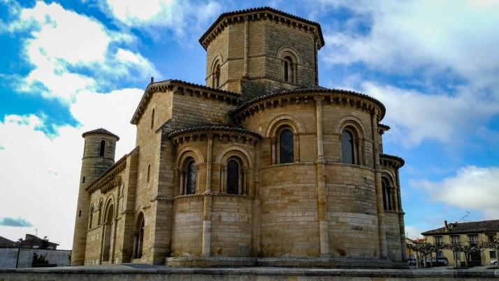 Ruta por Palencia - Iglesia San Martín de Tours - Frómista