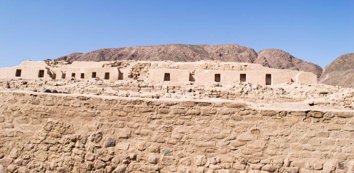 Ruta por Peru - Paredones