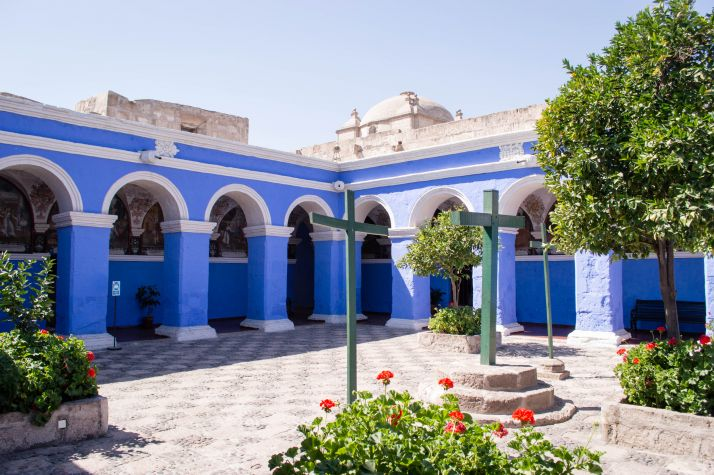 Ruta por Peru - Monasterio Santa Catalina