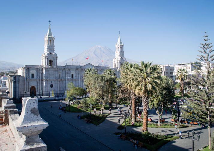 Ruta por Peru - Arequipa