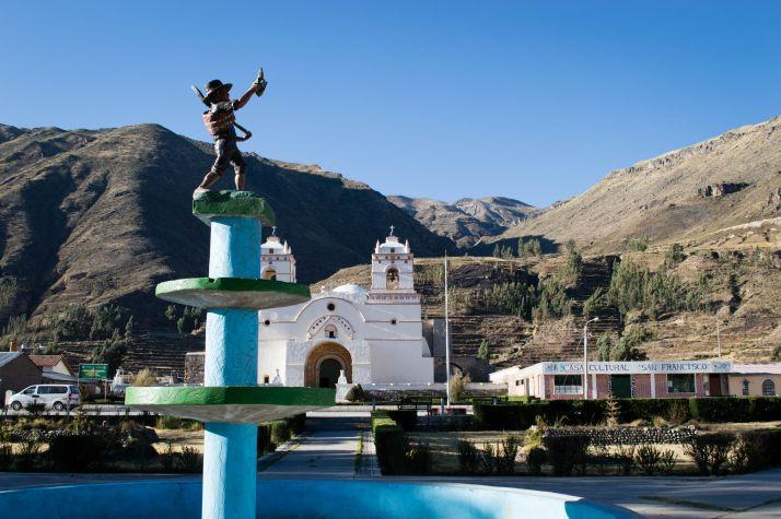 Ruta por Peru - Lari