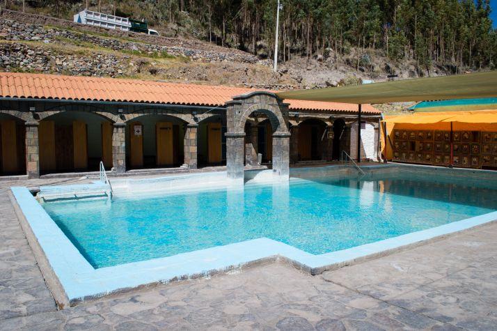 Ruta por Peru - Aguas termales La Calera