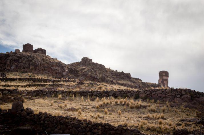 Ruta por Peru - Sillustani