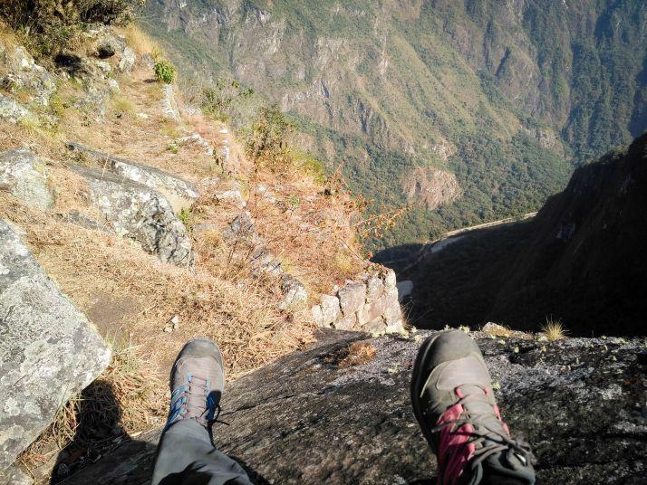 Ruta por Peru - Huchuy Picchu