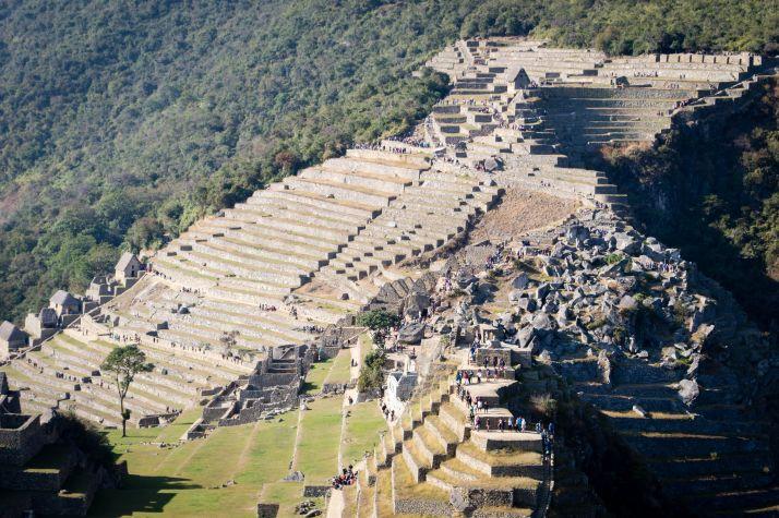 Ruta por Peru - Huayna Picchu
