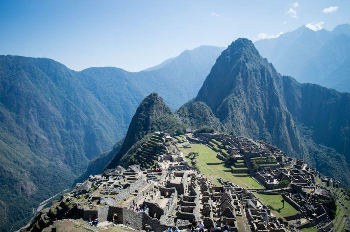 Ruta por Peru - Machu Picchu