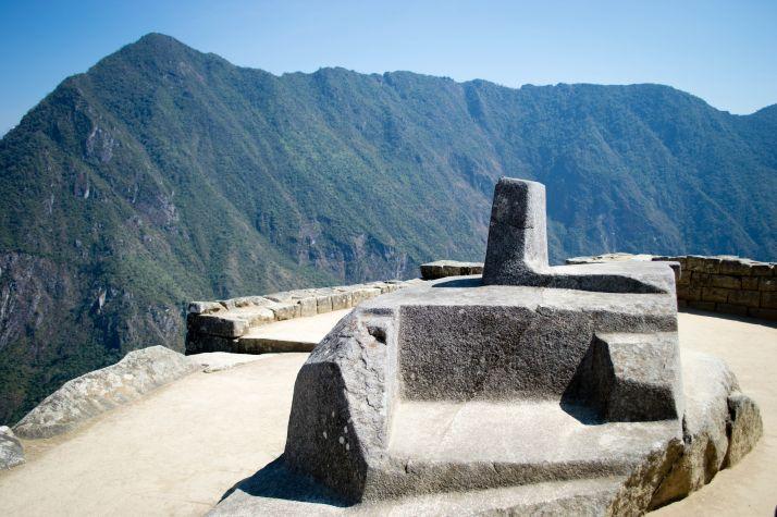 Ruta por Peru - Intihuatana